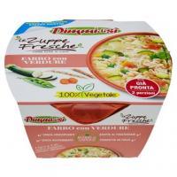 DimmidiSì le Zuppe Fresche Farro con Verdure