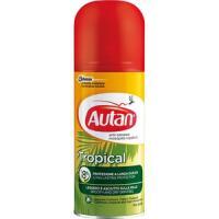 Autan Tropical Spray secco insetto repellente