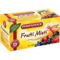 Pompadour Frutti misti per infuso