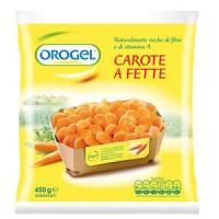 Orogel Carote a Fette Surgelati