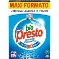 Bio Presto Detersivo per lavatrice in polvere