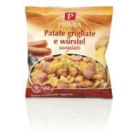 PATATE E WURSTEL