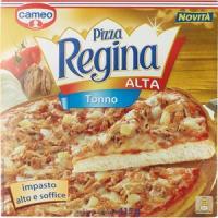 PIZZA ALTA CON TONNO