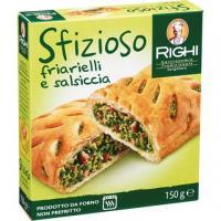 SFIZIOSO FRIARIELLI - SALSICCIA