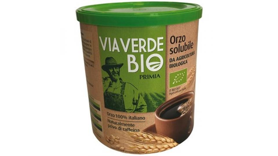 Orzo crem solubile