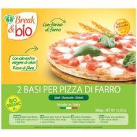 BASE PER PIZZA DI FARRO