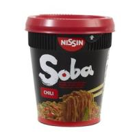 SOBA NOODLES CHILI