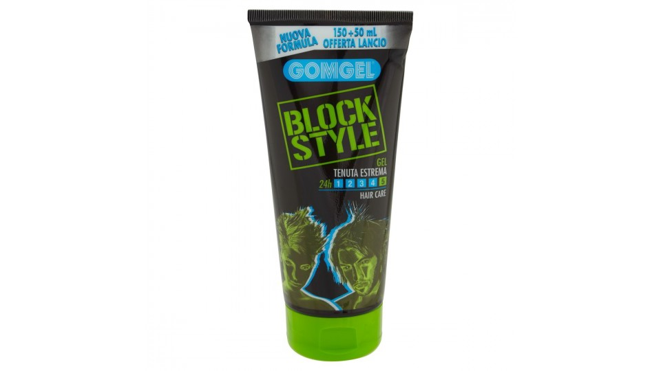 GEL BLOCK STYLE TUBO