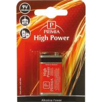 PILA HIGHT POWER 9V ALKALINE