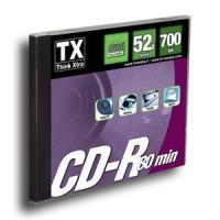 CD-R 80' 52X SINGOLO