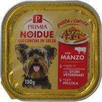 PATE' CANE GRANDE VITELLO/VERDURE