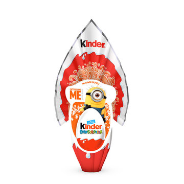 KINDER GRANSORPRESA DESPICABLE ME