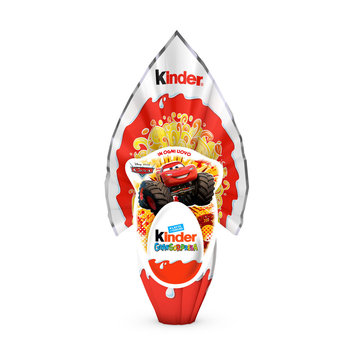KINDER GRANSORPRESA DISNEY CARS
