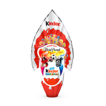 KINDER GRANSORPRESA FAMILY GAMES