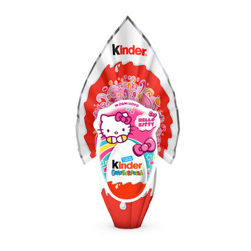 KINDER GRANSORPRESA LEI KITTY