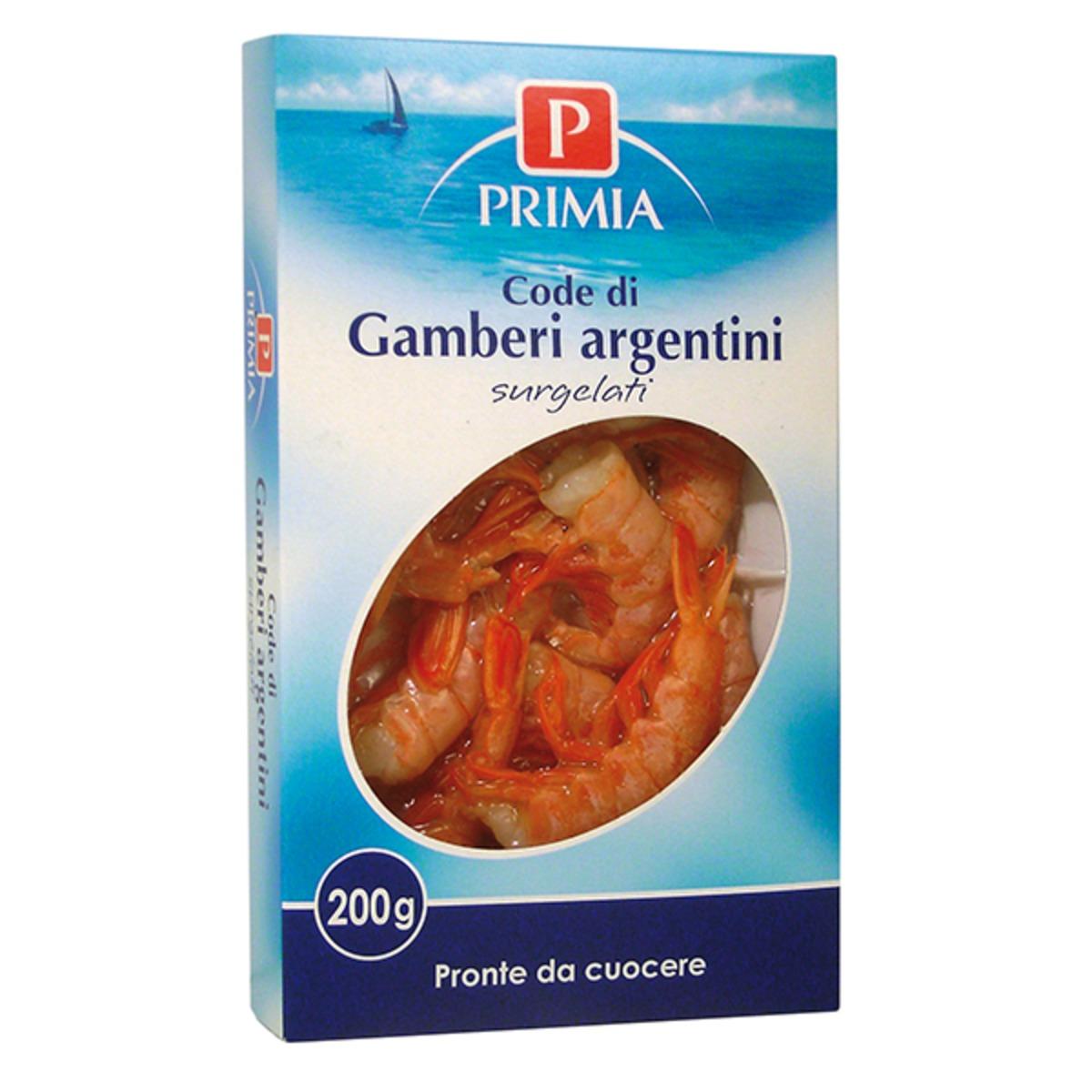 CODE DI GAMBERO ARGENTINA
