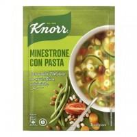 Knorr - Minestrone Con Pasta, 133 G